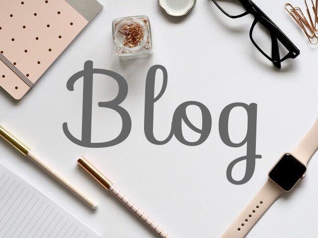 <h2>Blog</h2>