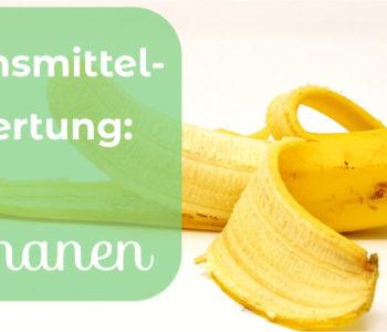 Gegen Lebensmittelverschwendung: Bananen verwerten